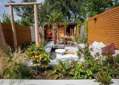 Bijzondere tuin